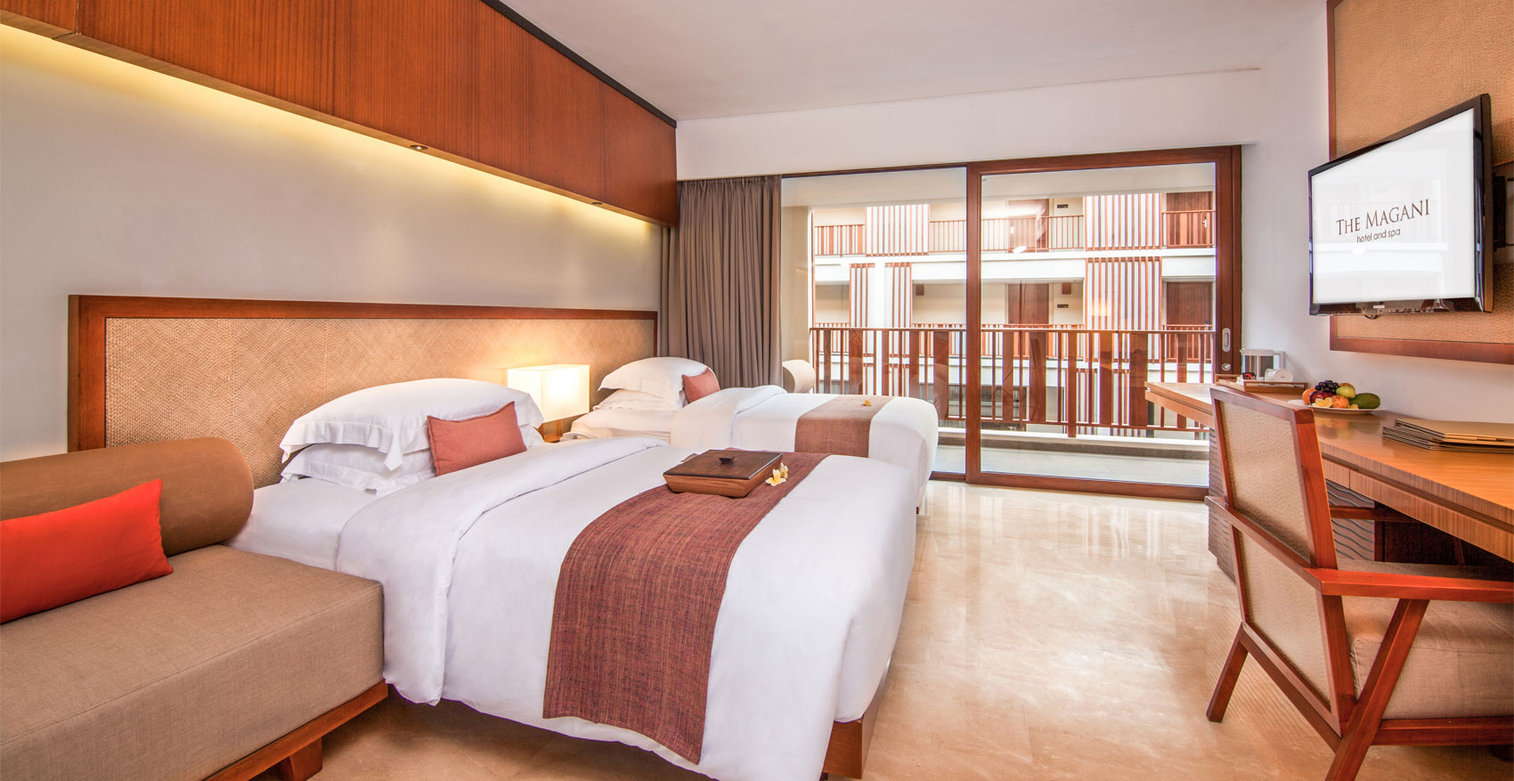 Accommodation For Guest Convenience The Magani Hotel And
