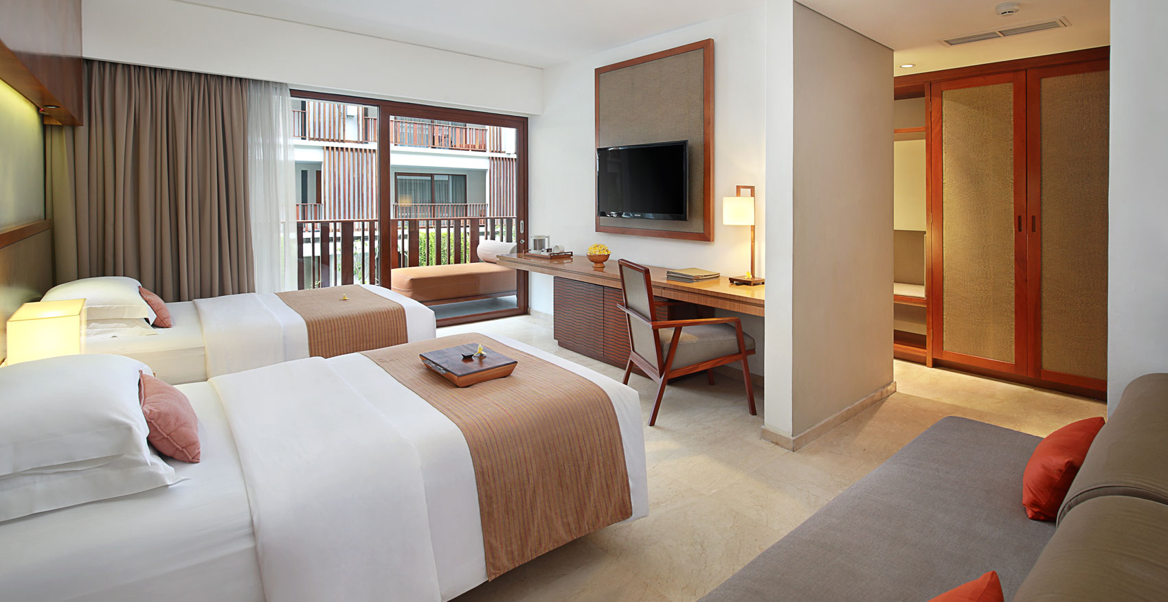 Deluxe Room With Modern Design The Magani Hotel And Spa